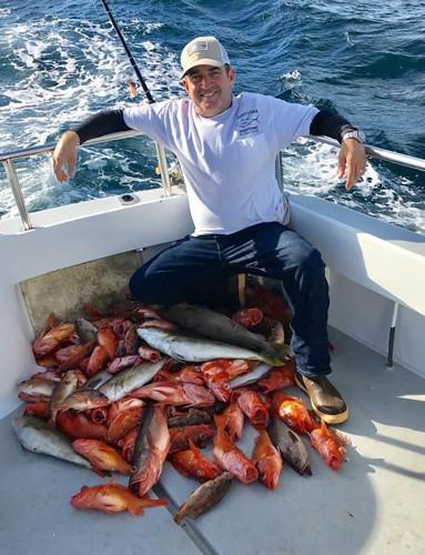baja fishing report
