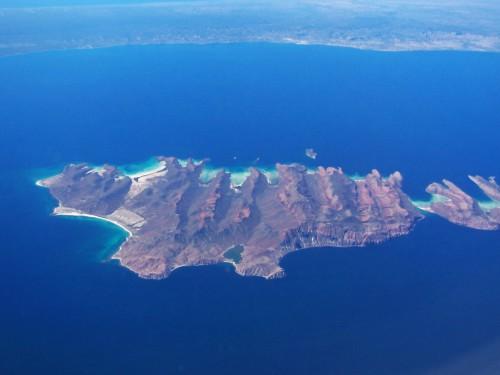la paz Isla Espiritu Santo