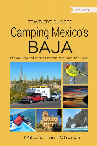 2017 Traveler's Guide To Camping Mexico's Baja (2)