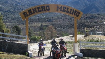 rancho meling baja