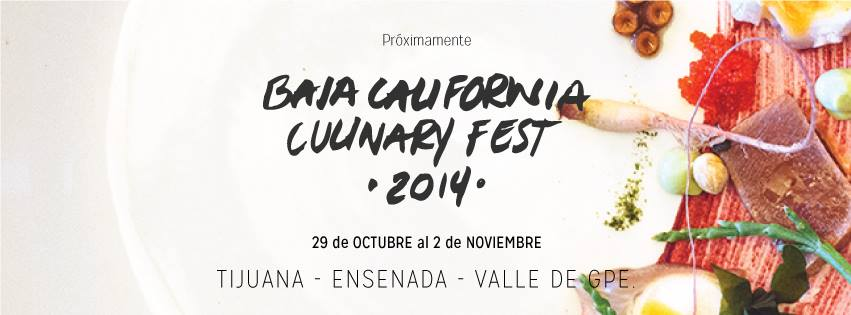 Baja California BC Culinary Fest
