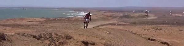 Baja Motorcycle