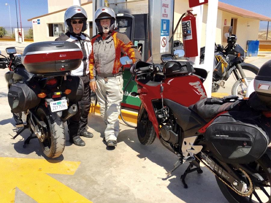Baja Motorcycle Riding 2