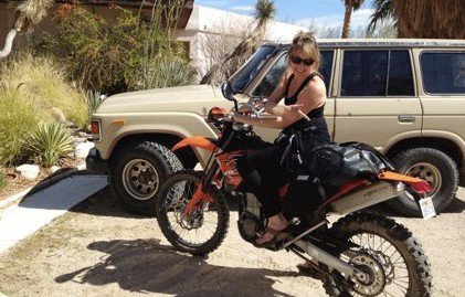 Baja Motorcycle Riding 4