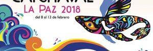 Carnaval La Paz 2018