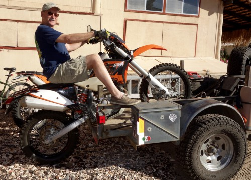 motorcycling baja