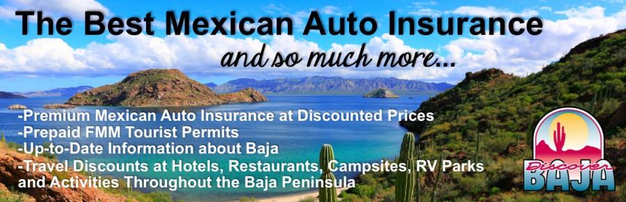 Discover Baja Horizontal Advertisement
