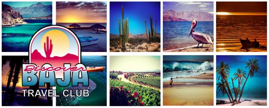Discover Baja Logo with Photos