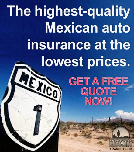Discover Baja Mexican Auto Insurance