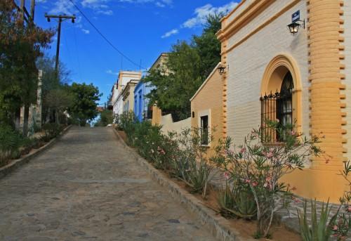 El Triunfo Street Baja
