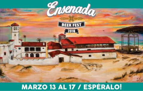 Ensenada Beer Fest 2018