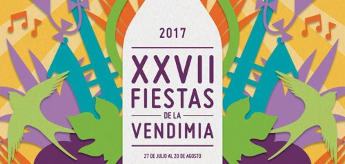 Fiestas de la Vendimia 2017 - valle de guadalupe
