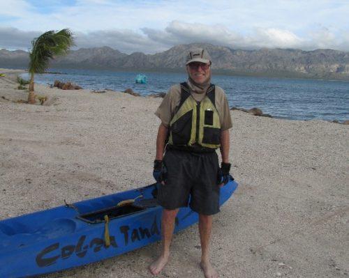 graham mackintosh baja kayaking