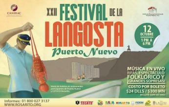 Puerto Nuevo Lobster Festival | Discover Baja Travel Club