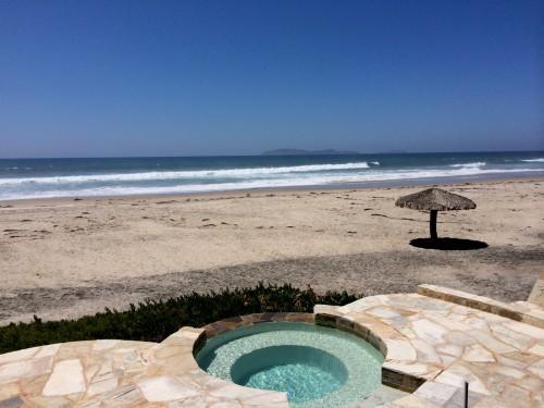 Las Olas Beach Rosarito