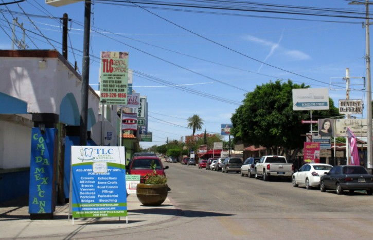 Los Algodones, Mexico - Facing Rising Dental Costs, Seniors Head To Mexico