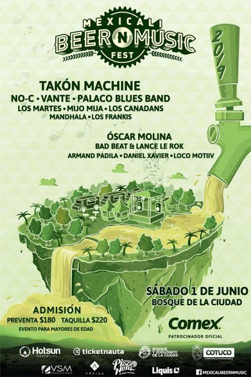 Mexicali Beer And Music Festival 2019