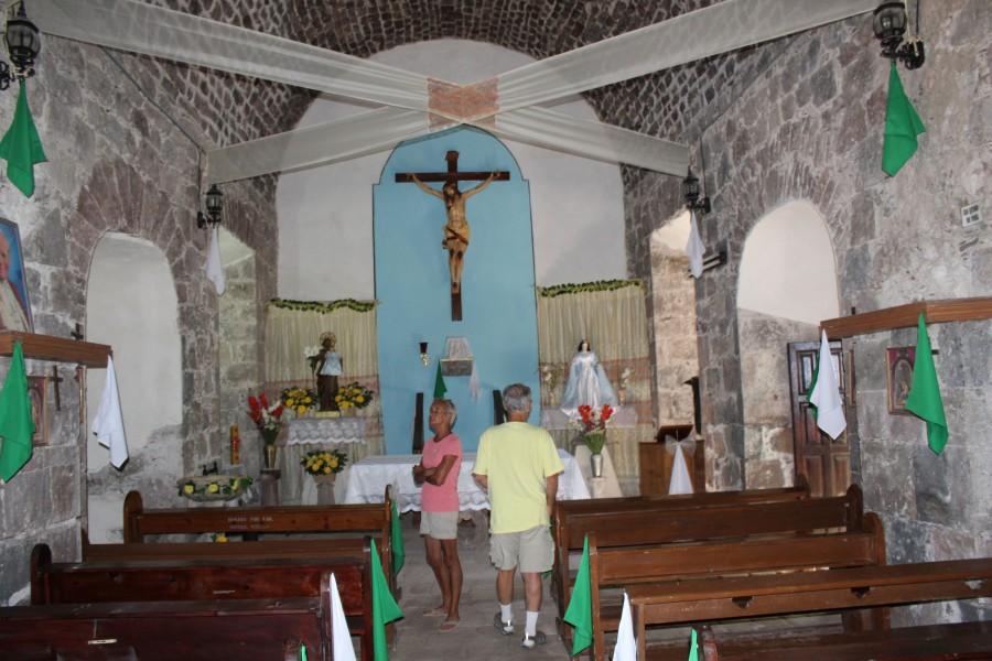 Mission San Jose de Comondu, Mulege, Loreto, Baja, BCS