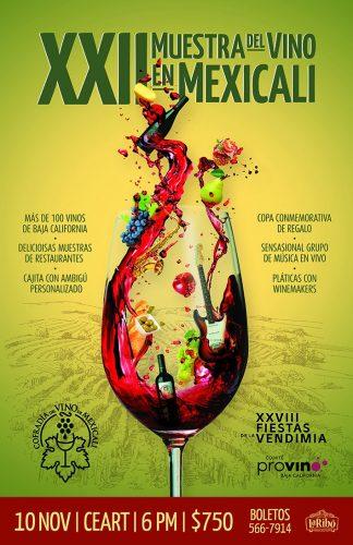 Muestra del Vino Mexicali