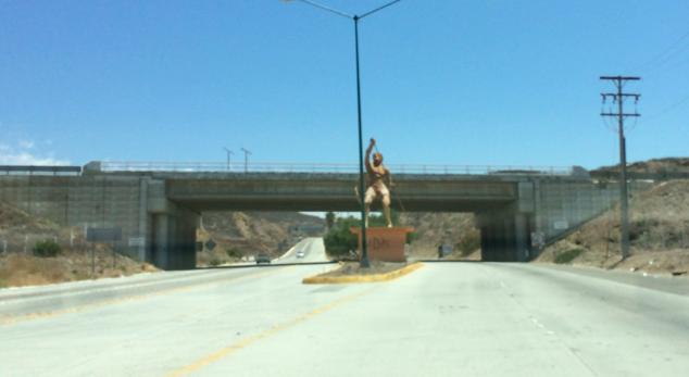 Otay Mesa SENTRI Directions 1
