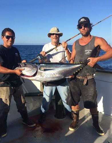 March Baja Fishing Report