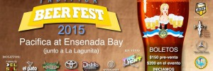 Pacifica Beer Fest Baja