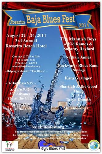 Rosarito Baja Blues Fest