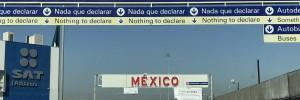 San Ysidro El Chaparral border closure