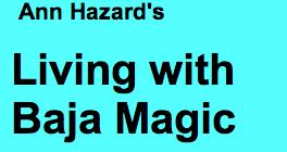 Ann Hazard's Living with Baja Magic - http://livingwithbajamagic.com/