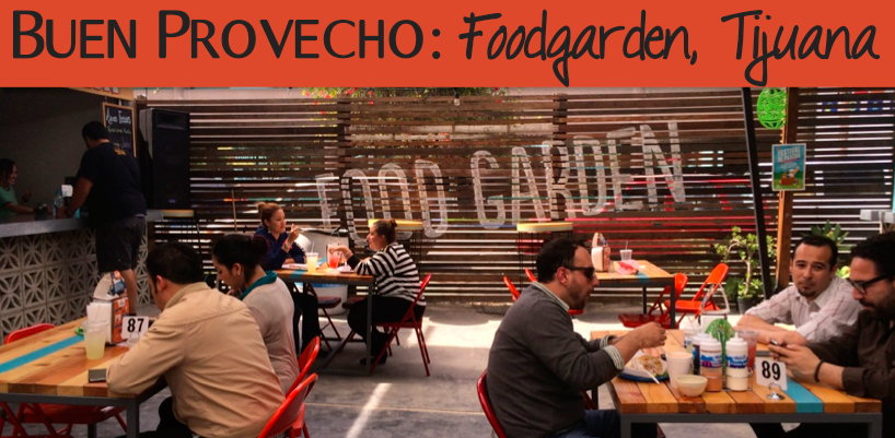 Resultado de imagen para food garden tijuana