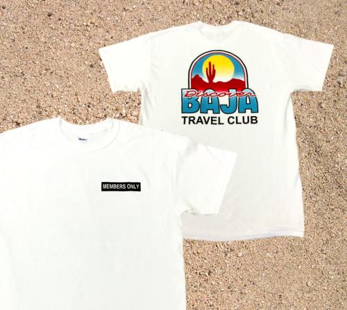 baja tshirt