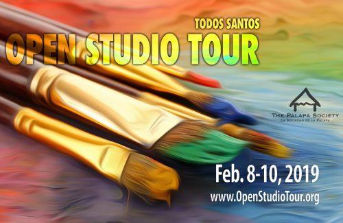 Todos Santos open studio tour