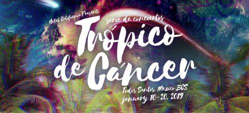 Tropic of Cancer Concert Series Todos Santos