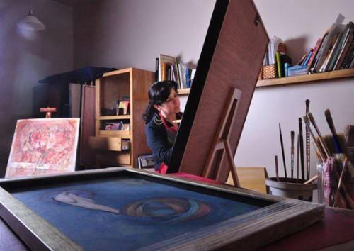 arte en el valle - Ligia Santillan