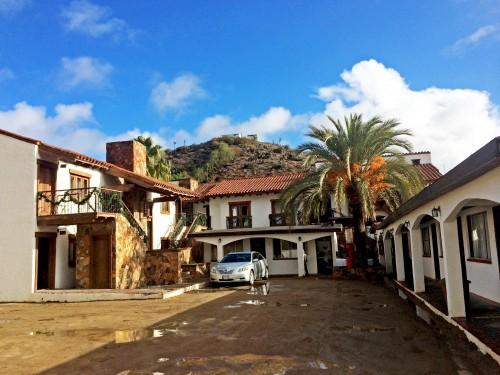 Baja Cactus Hotel El Rosario