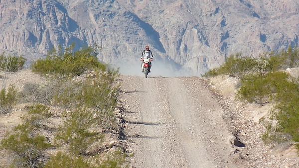baja motorcycle HadesOmega