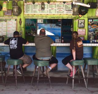 Coyote Cal's Baja Bar