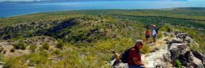 cerro san bruno hiking loreto baja