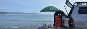 San Juanico camping