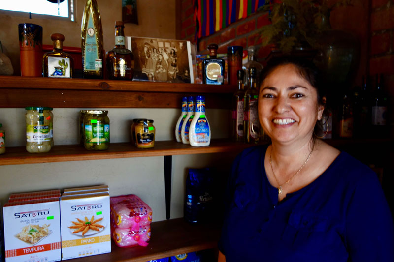 San Juanico Liquor and Gringo Grocery Store