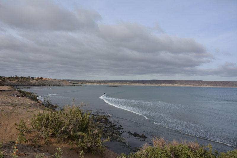 Scorpion Bay - San Juanico famous surf breaks