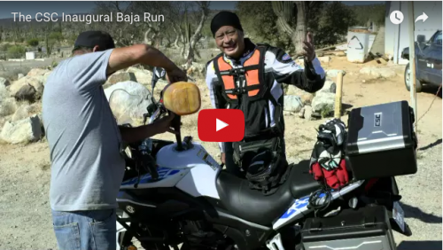 Baja motorcycle csc-bikes-video