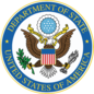 US Embassy Consulate Seal