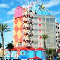 hotel festival plaza rosarito baja