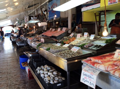 mercado mariscos fish market ensenada baja
