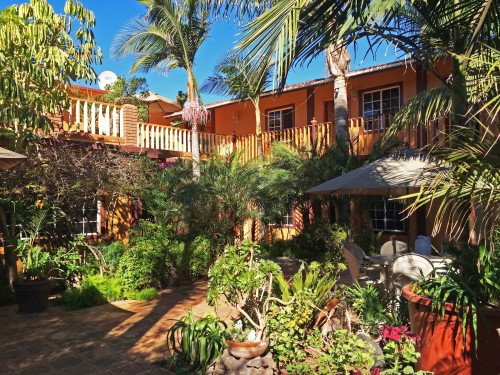 hotel jardines san quintin baja