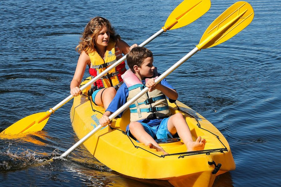 PFD life jackets for kids