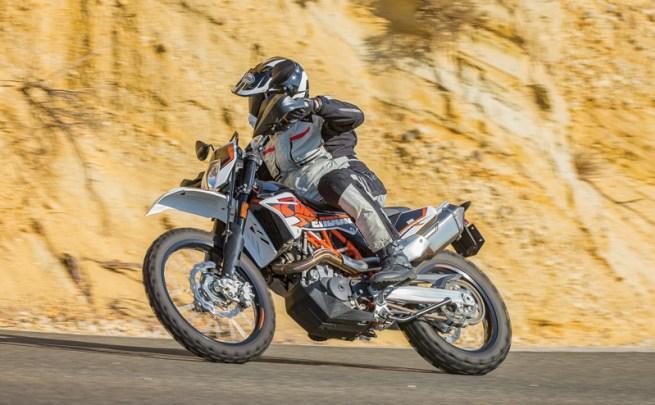 Discover Baja KTM 690 Carla King