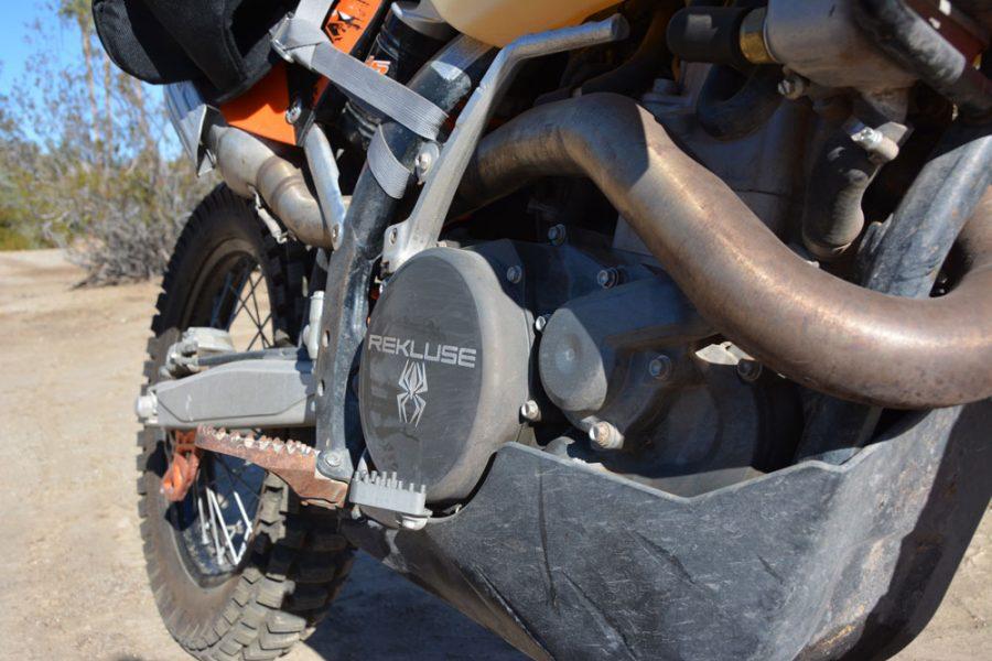 Rekluse clutch KTM 450 EXC