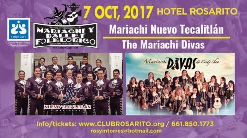 mariachi y ballet folklorico festival 2017